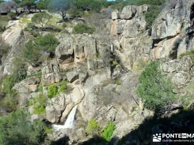 Valle de la Pizarra y los Brajales - Cebreros; rutas de senderismo siete picos foro montañero